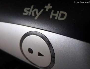 a sky+ HD box