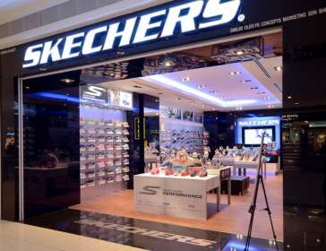 Skechers store
