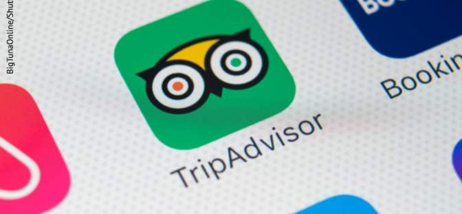 tripadvisor app icon