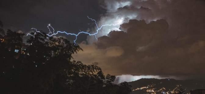 storm and volatility