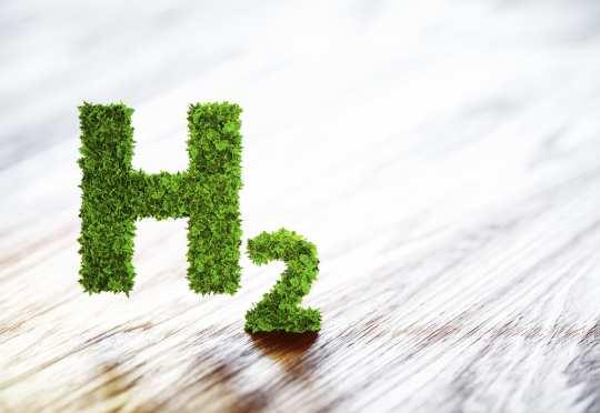 Hydrogen element symbol