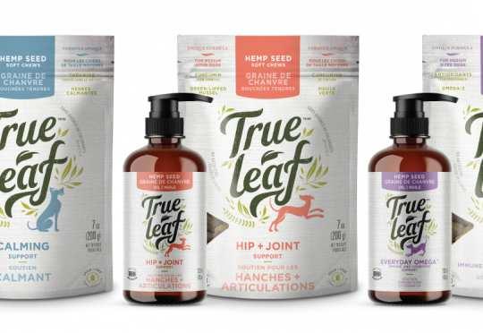true leaf pet product