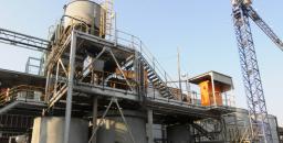 Process plant