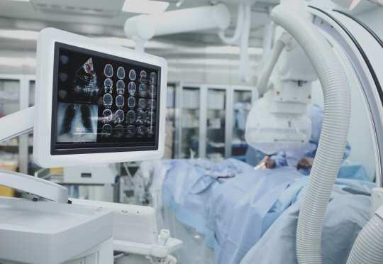 medical imaging graphic