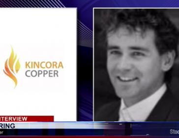 Kincora Copper has a 'new platform' says CEO Sam Spring
