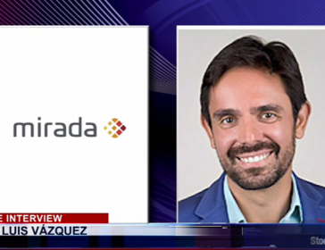 Mirada Plc boss hails successful large-scale rollout of Iris platform
