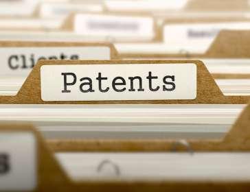 patents folder