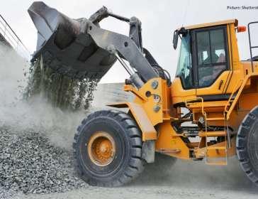 Construction dumper