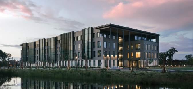 New headquarters for Blackbaud Inc in South Carolina