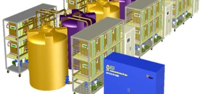 Protean Energy begins work on vanadium battery project through South Korean subsidiary