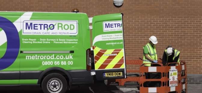 metro rod workers