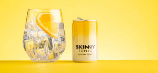 Skinny Tonic logo