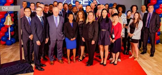 CSE Toronto team