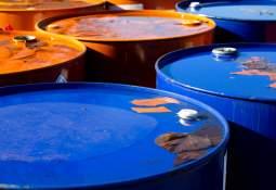 Brent Crude Oil -