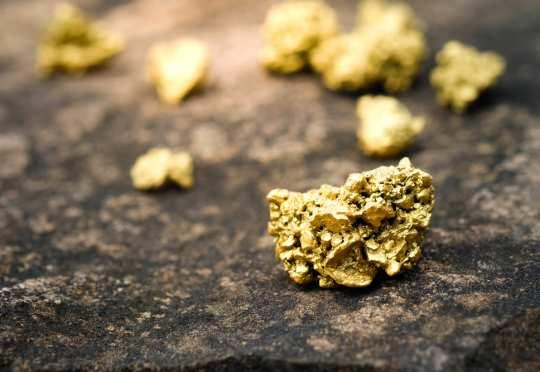 Pure Gold Mining, Inc. -