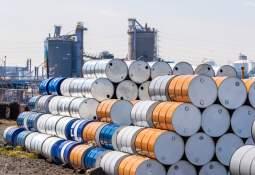Barrel pile