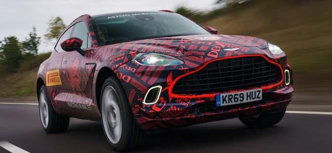 Aston Martin Lagonda Global Holdings PLC -