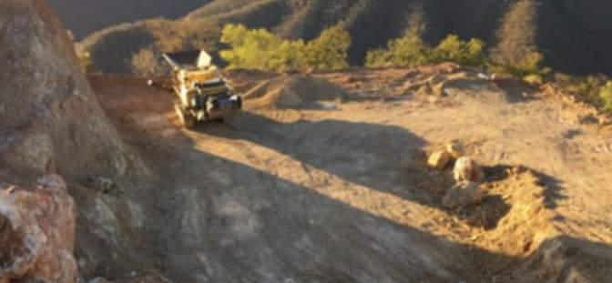 Minera Alamos Inc -