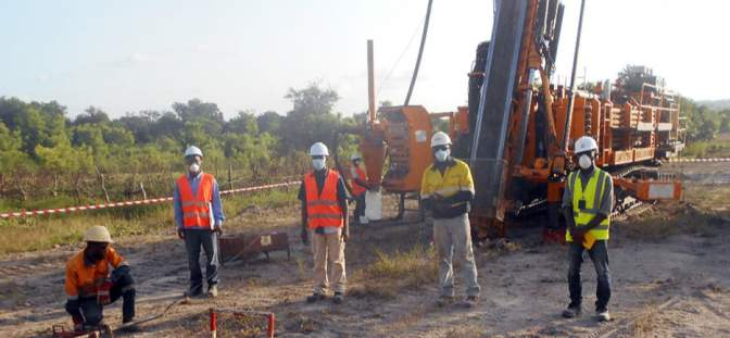 Mako Gold Ltd - Mako Gold begins 10,000 metre drilling program at the Napié Gold project in Cote d'Ivoire