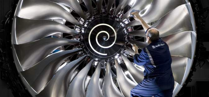 Rolls-Royce Holdings PLC -