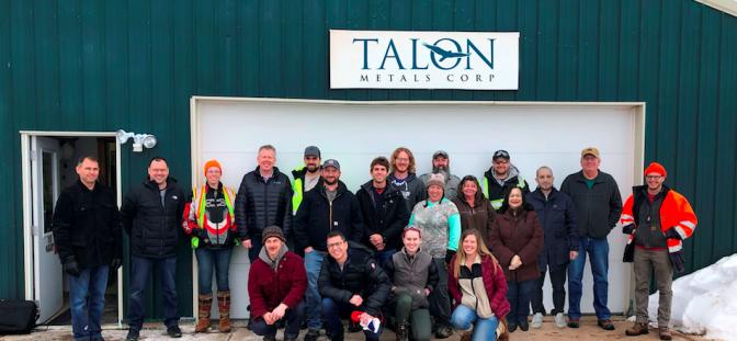 Talon Metals Corp. -