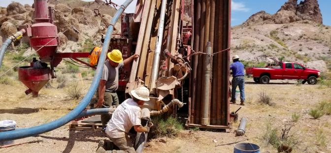 Arizona Silver Exploration Inc project