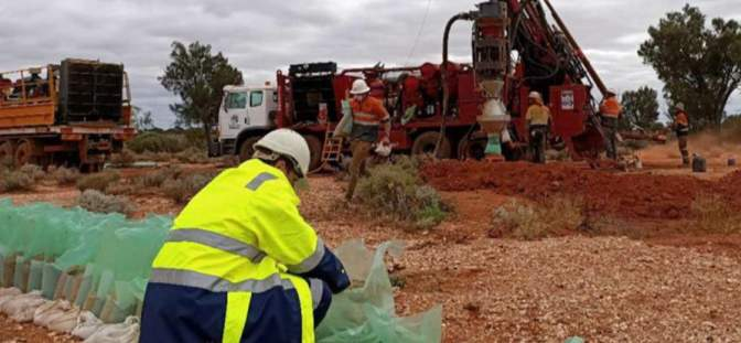 Nexus Minerals Ltd - Nexus Minerals reports high grade gold of up to 57.1 g/t from Templar drilling