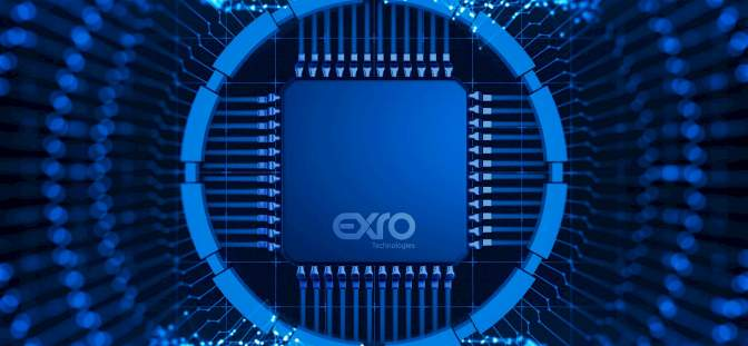 Exro Technologies chip