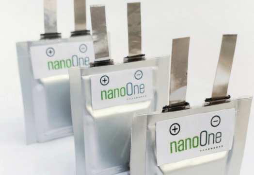 Nano One Materials Corp. -