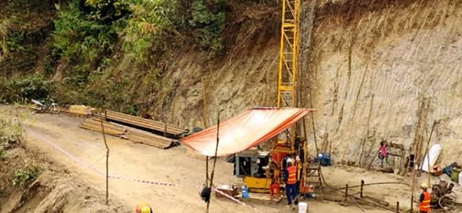 Blackstone Minerals Ltd - Blackstone Minerals commences first drill program at Ban Khoa Nickel-Copper-PGE target