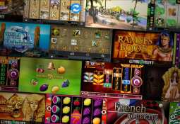 Casino games thumbnails