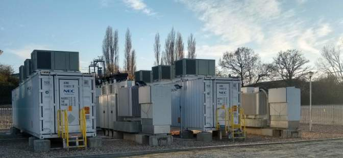 Gore Street Energy Storage Fund PLC -