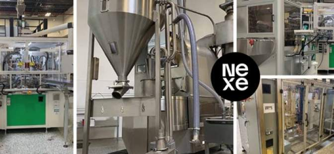 NEXE Innovations Inc -