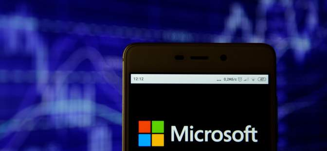 Microsoft Corporation - Mircrosoft hits new high as home working sends cloud demand rocketing