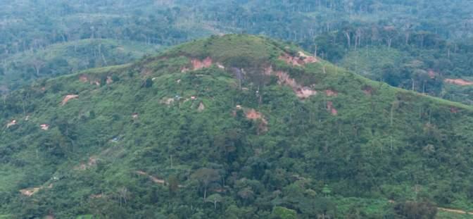 Loncor Resources Inc Adumbi deposit