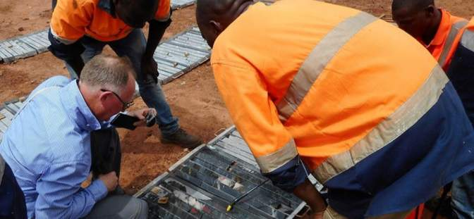 Tietto Minerals Ltd - Tietto Minerals intercepts high grade gold including 1 metre at 46.57 g/t in Abujar step-out drilling