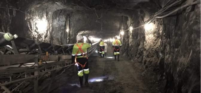Caledonia Mining Corporation PLC -