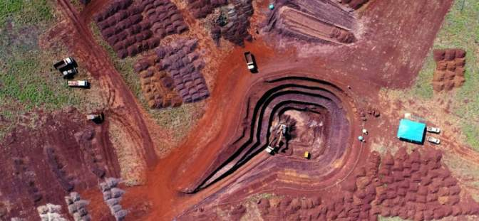 Horizonte Minerals PLC -