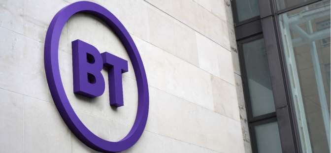 BT Group PLC -